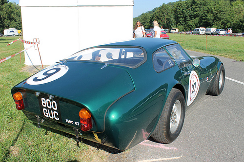 Marcos 1500gt photo - 9