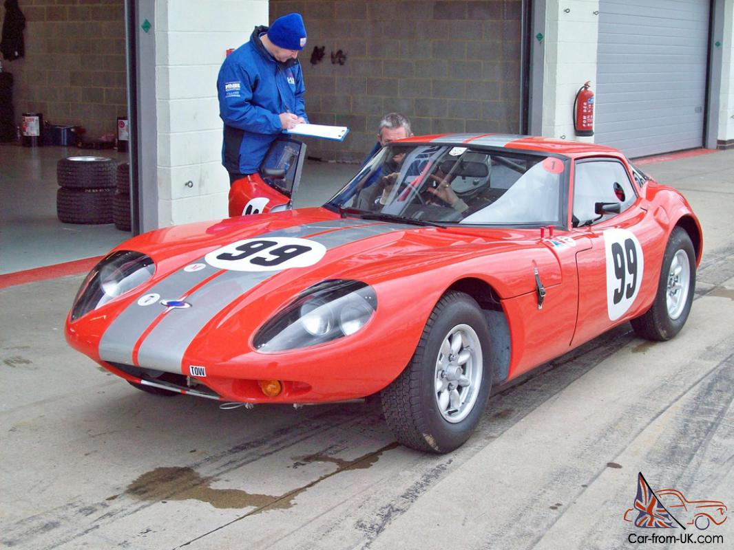 Marcos 1800gt photo - 10
