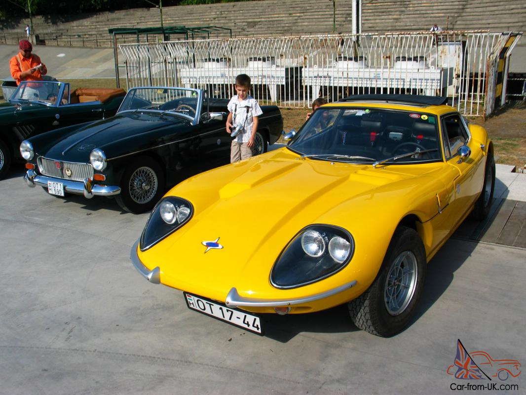 Marcos 1800gt photo - 6