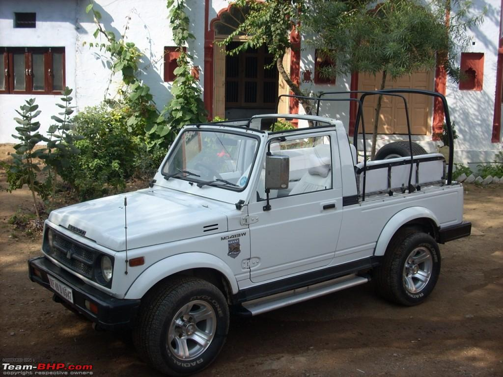 Maruti gypsy Photo and Video Review  Comments