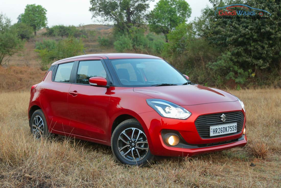 Maruti swift photo - 1