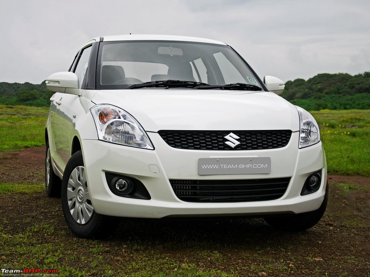 Maruti swift photo - 8