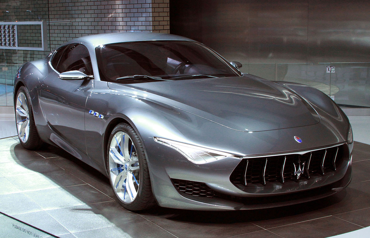Maserati coupe photo - 1
