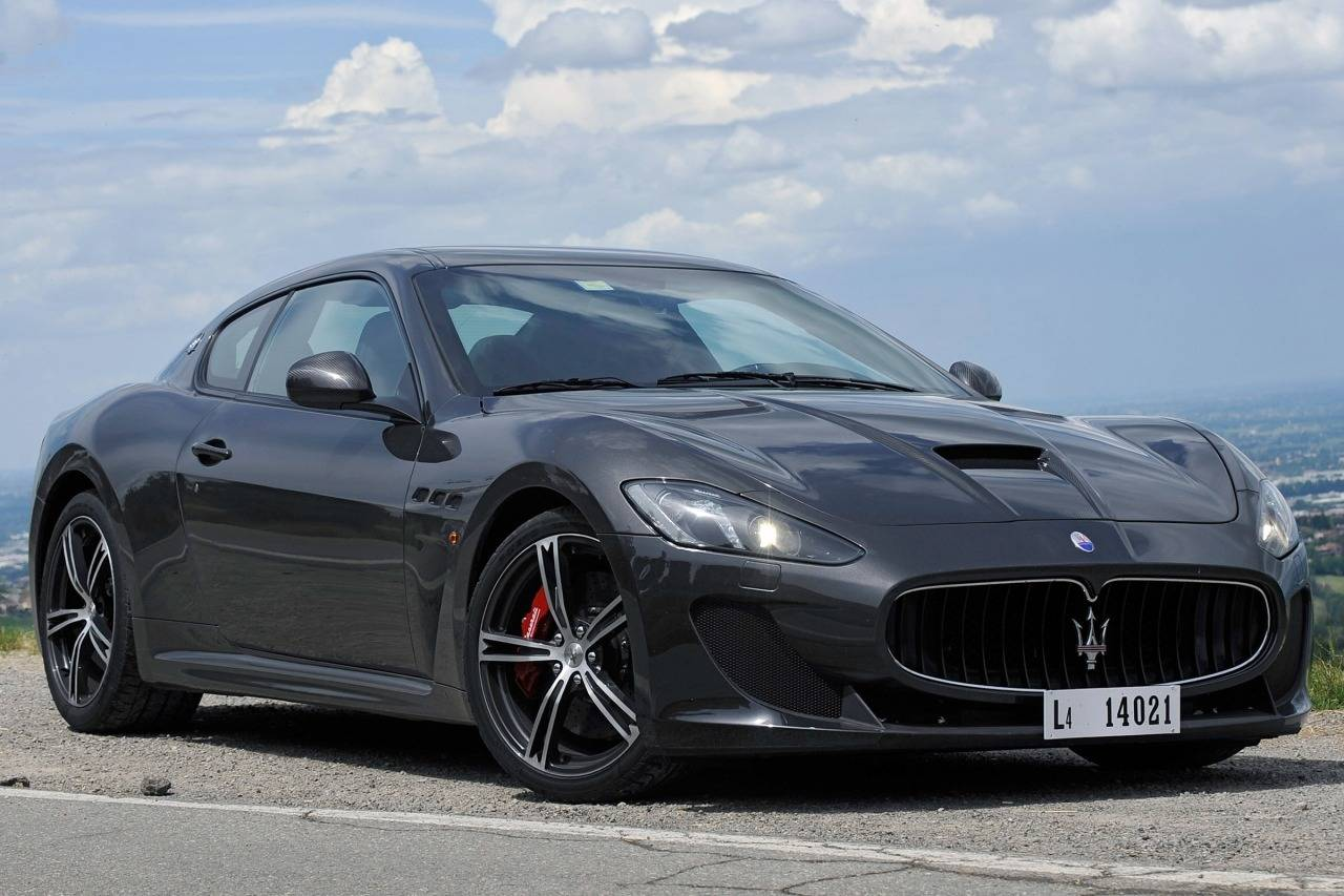Maserati coupe photo - 7
