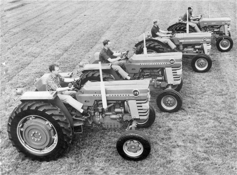 Massey ferguson 100-series photo - 1