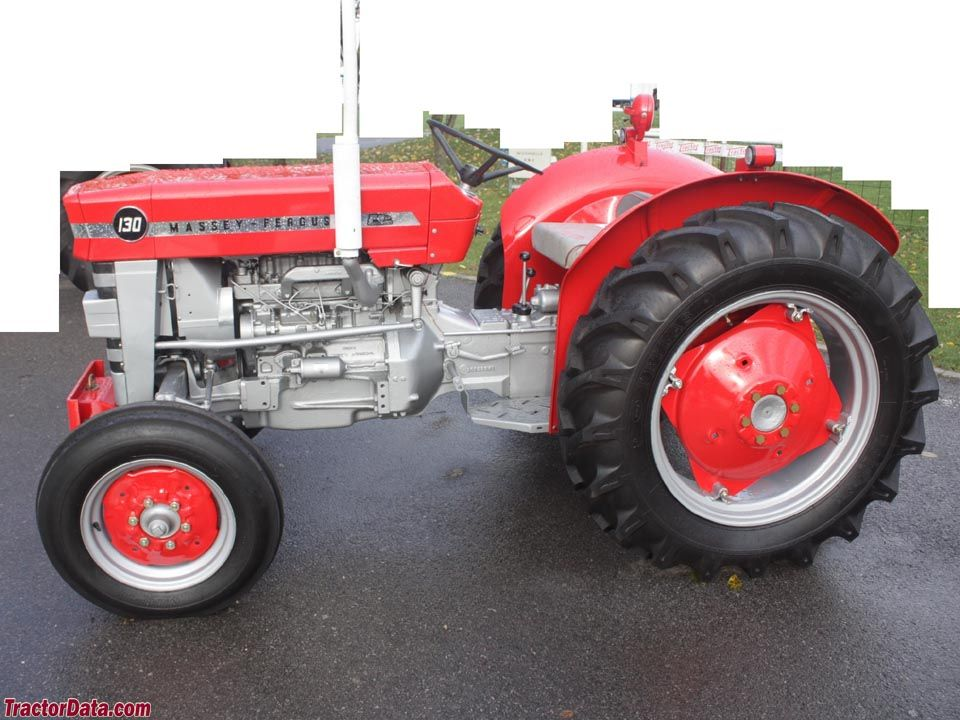Massey ferguson 130 photo - 1