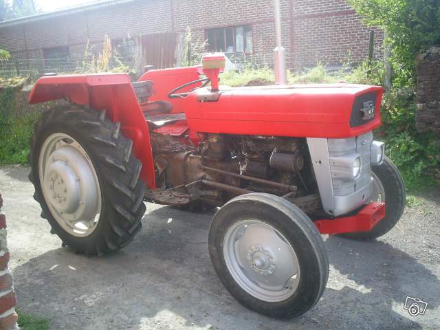 Massey ferguson 145 photo - 3