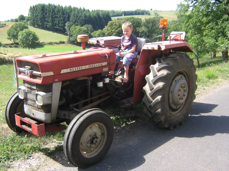 Massey ferguson 145 photo - 7