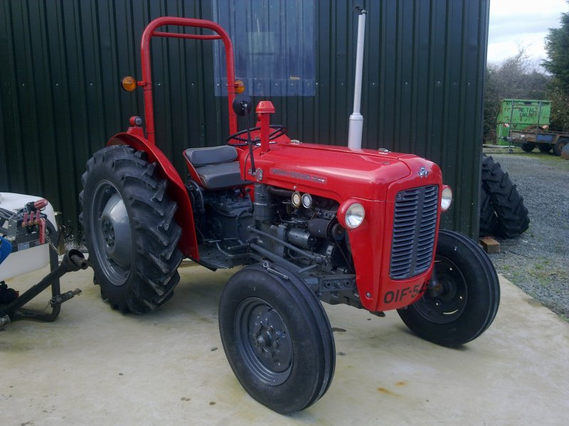 Massey ferguson 35x photo - 4