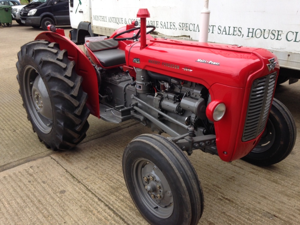 Massey ferguson 35x photo - 6