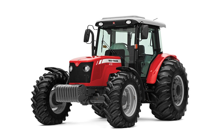 Massey ferguson 400 photo - 9