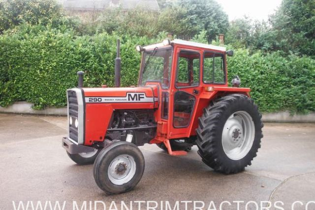 Massey ferguson 4000-series photo - 1