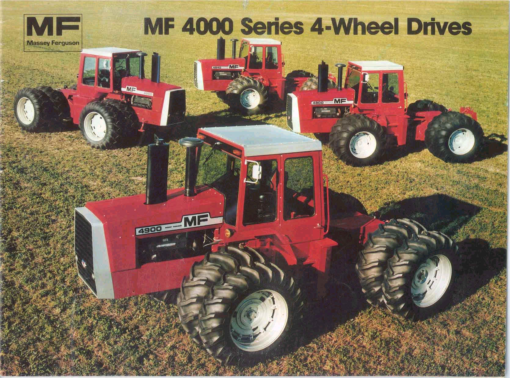 Massey ferguson 4000-series photo - 2