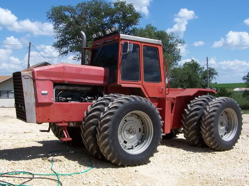 Massey ferguson 4000-series photo - 7