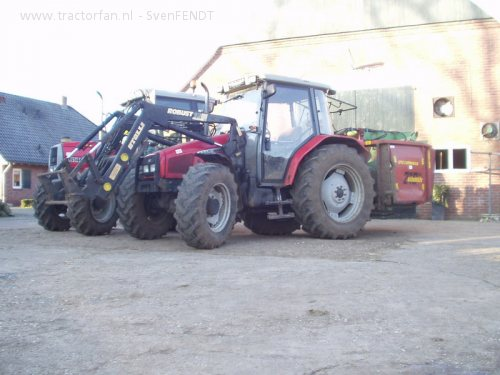 Massey ferguson 4000-series photo - 8