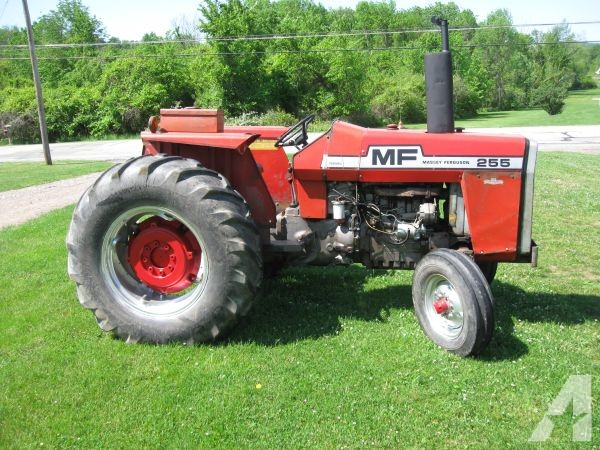 Massey ferguson 55 photo - 6