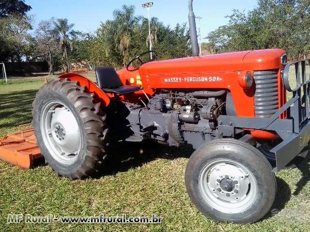 Massey ferguson 55 photo - 8