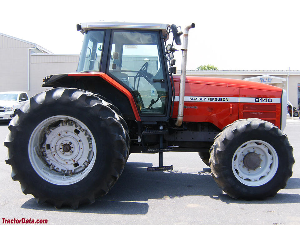 Massey ferguson 8140 photo - 1