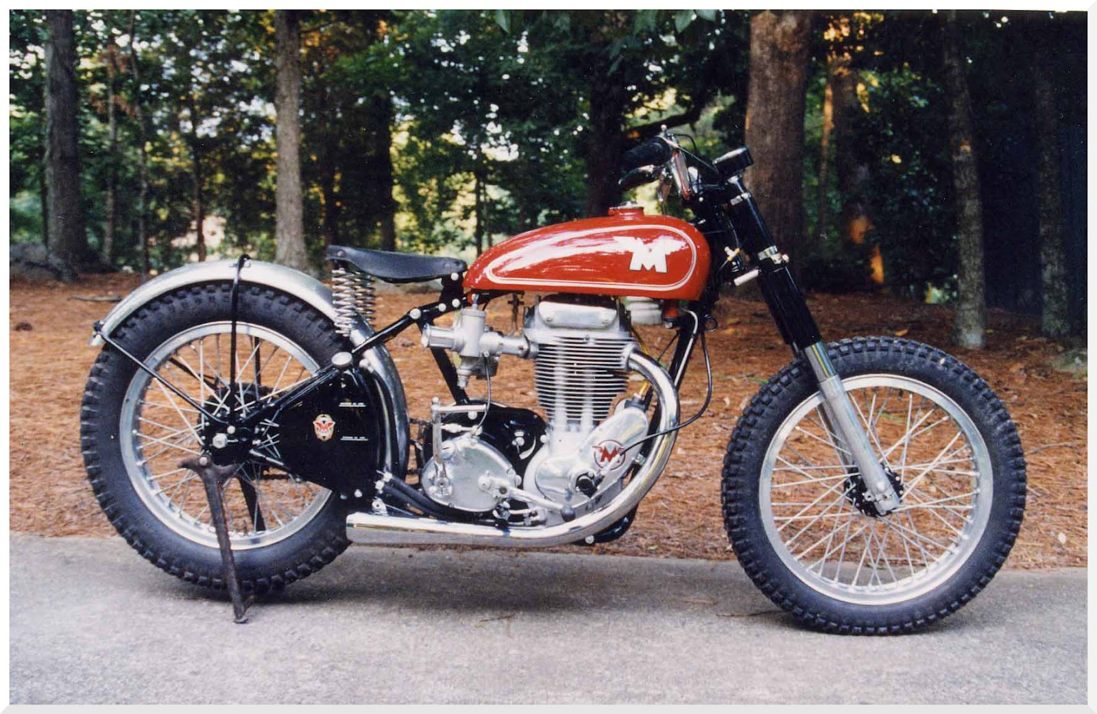 Matchless g photo - 2