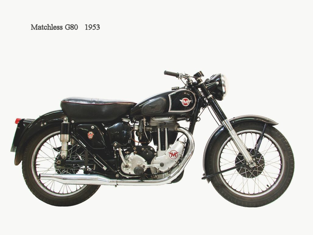 Matchless g photo - 9