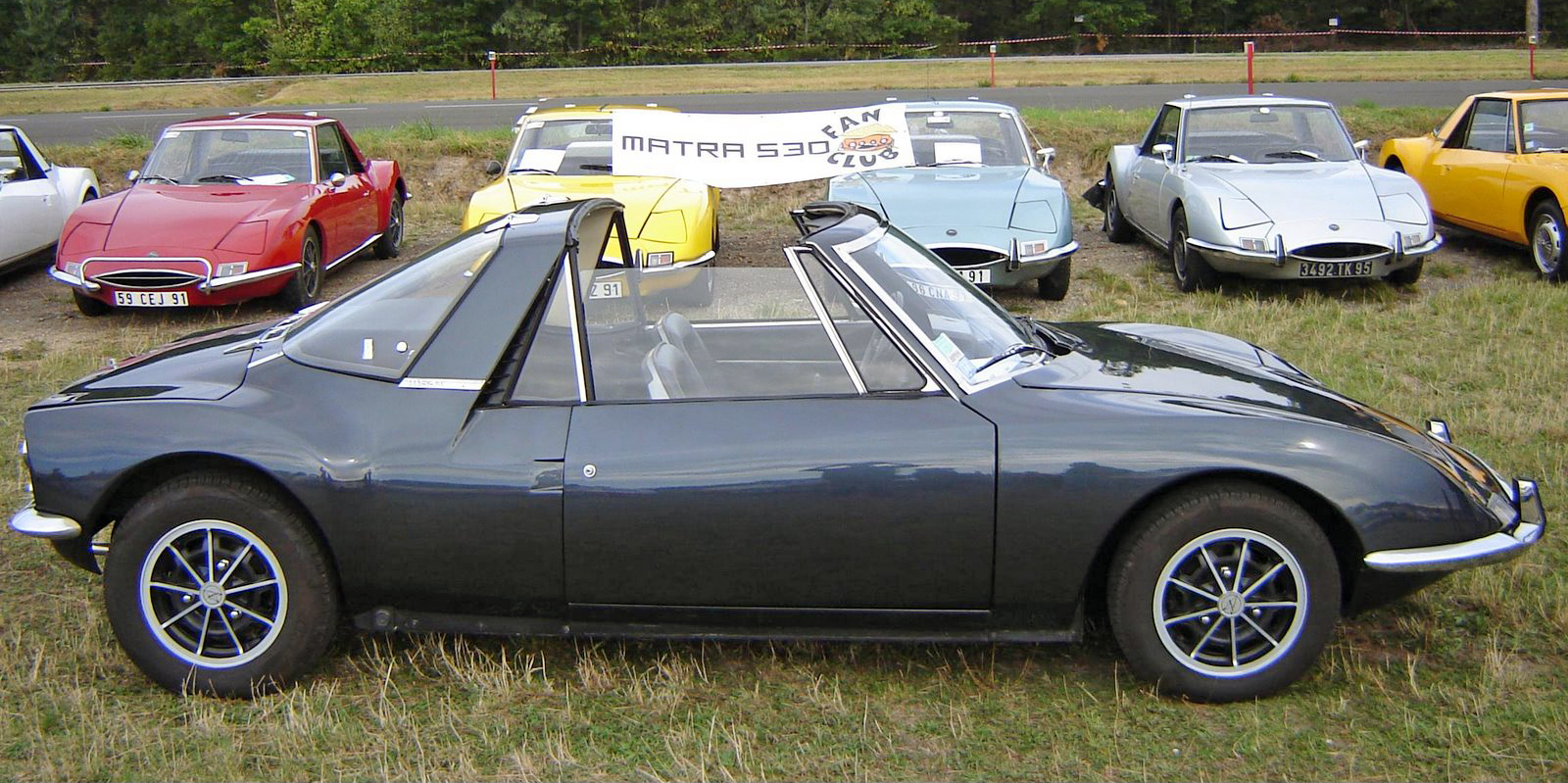 Matra 530 photo - 3