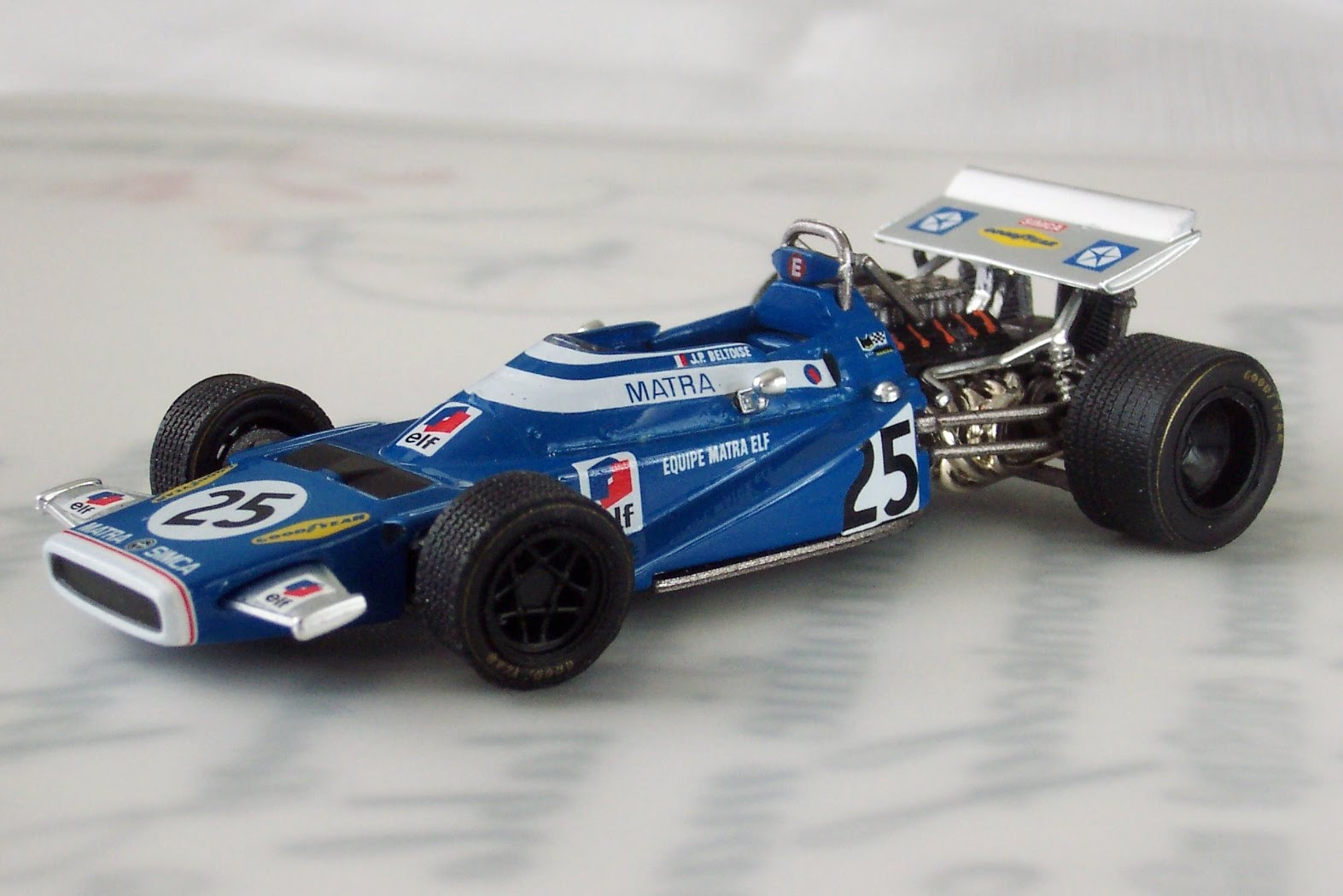 Matra ms photo - 2