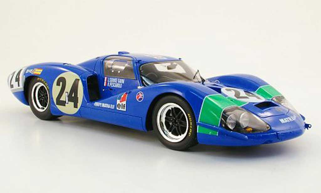 Matra ms photo - 5