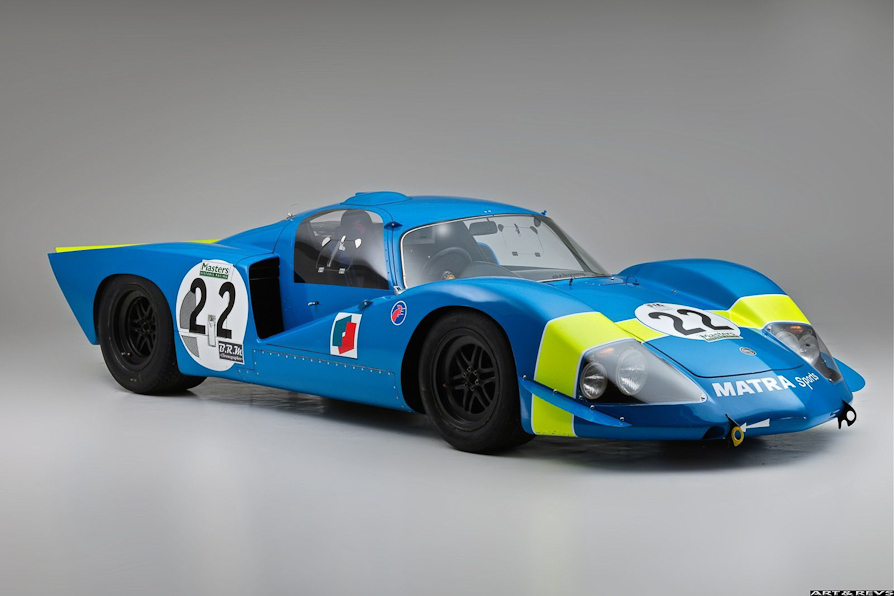 Matra ms photo - 8