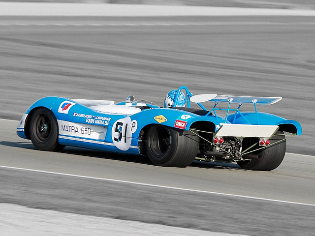 Matra ms650 photo - 10