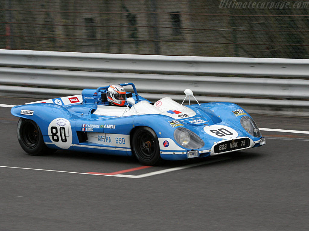 Matra ms650 photo - 2