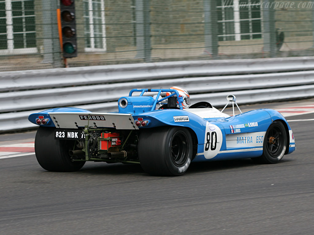 Matra ms650 photo - 3