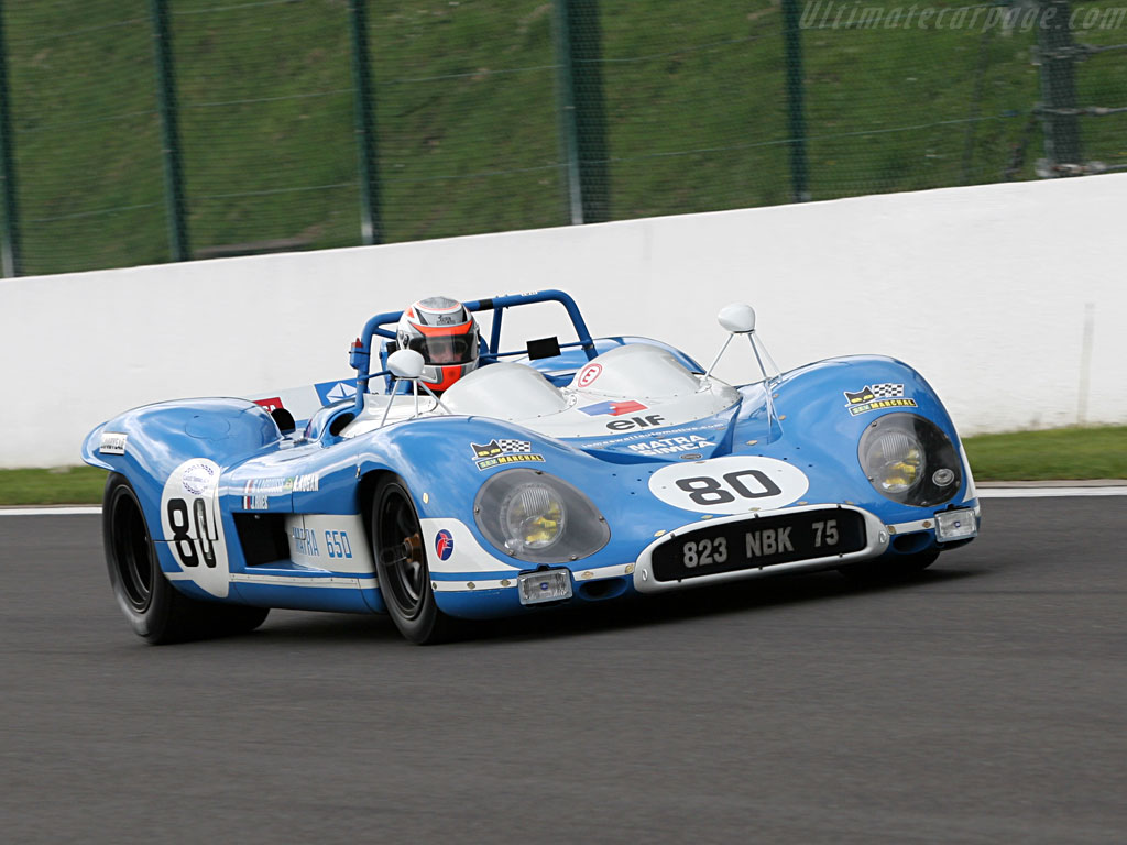 Matra ms650 photo - 4