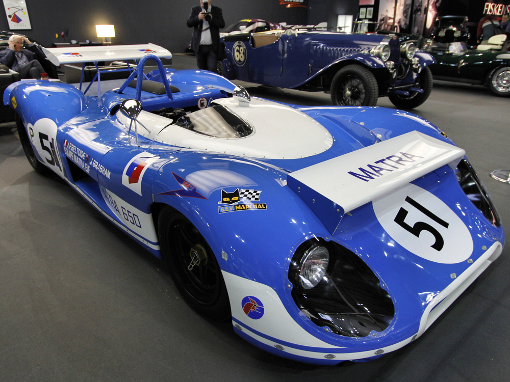 Matra ms650 photo - 6