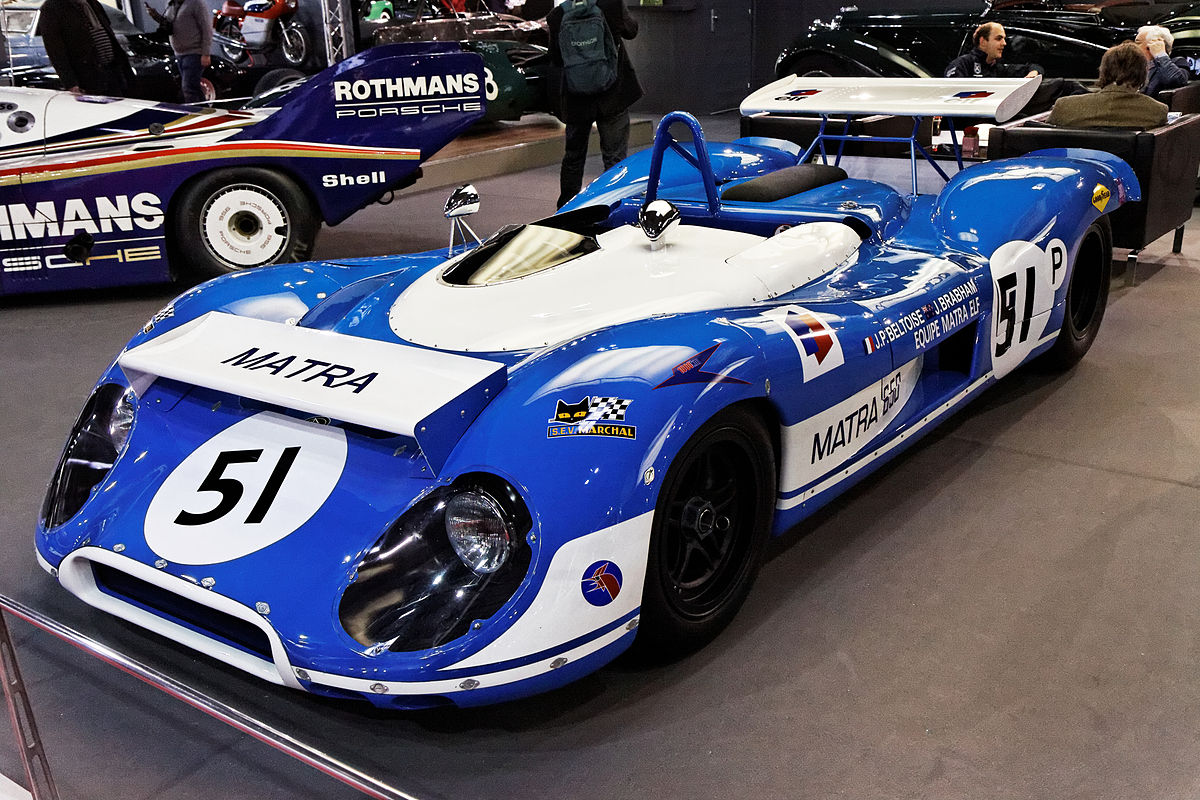 Matra ms650 photo - 7
