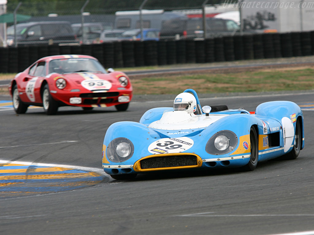 Matra ms650 photo - 8