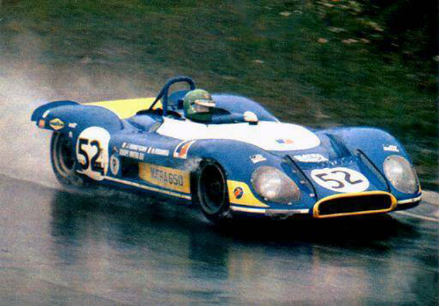 Matra ms650 photo - 9