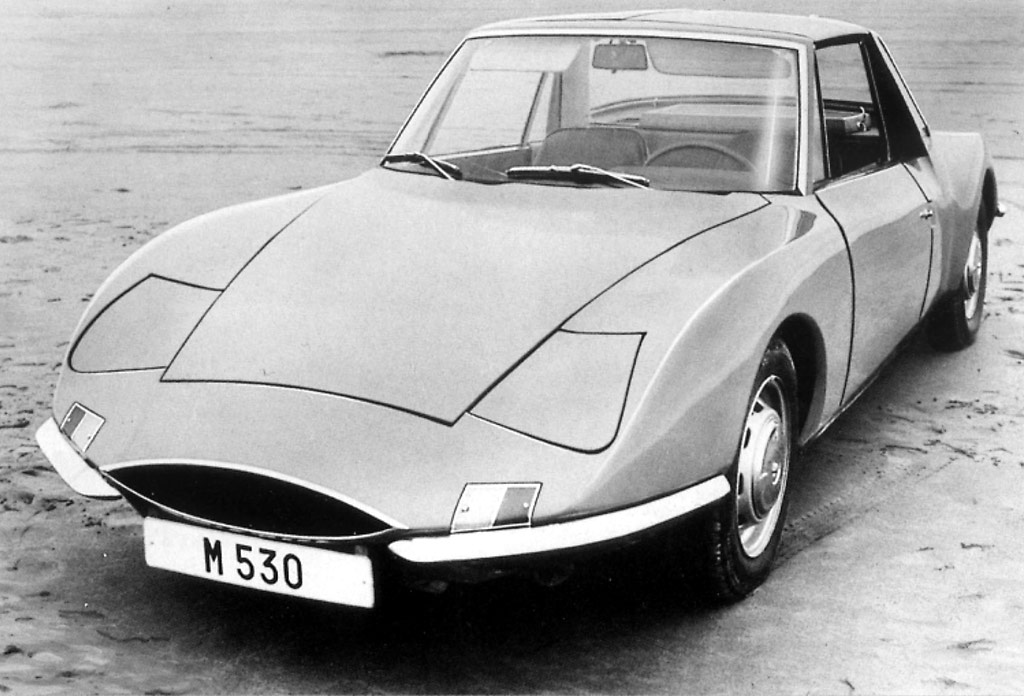 Matra-simca 530 photo - 3