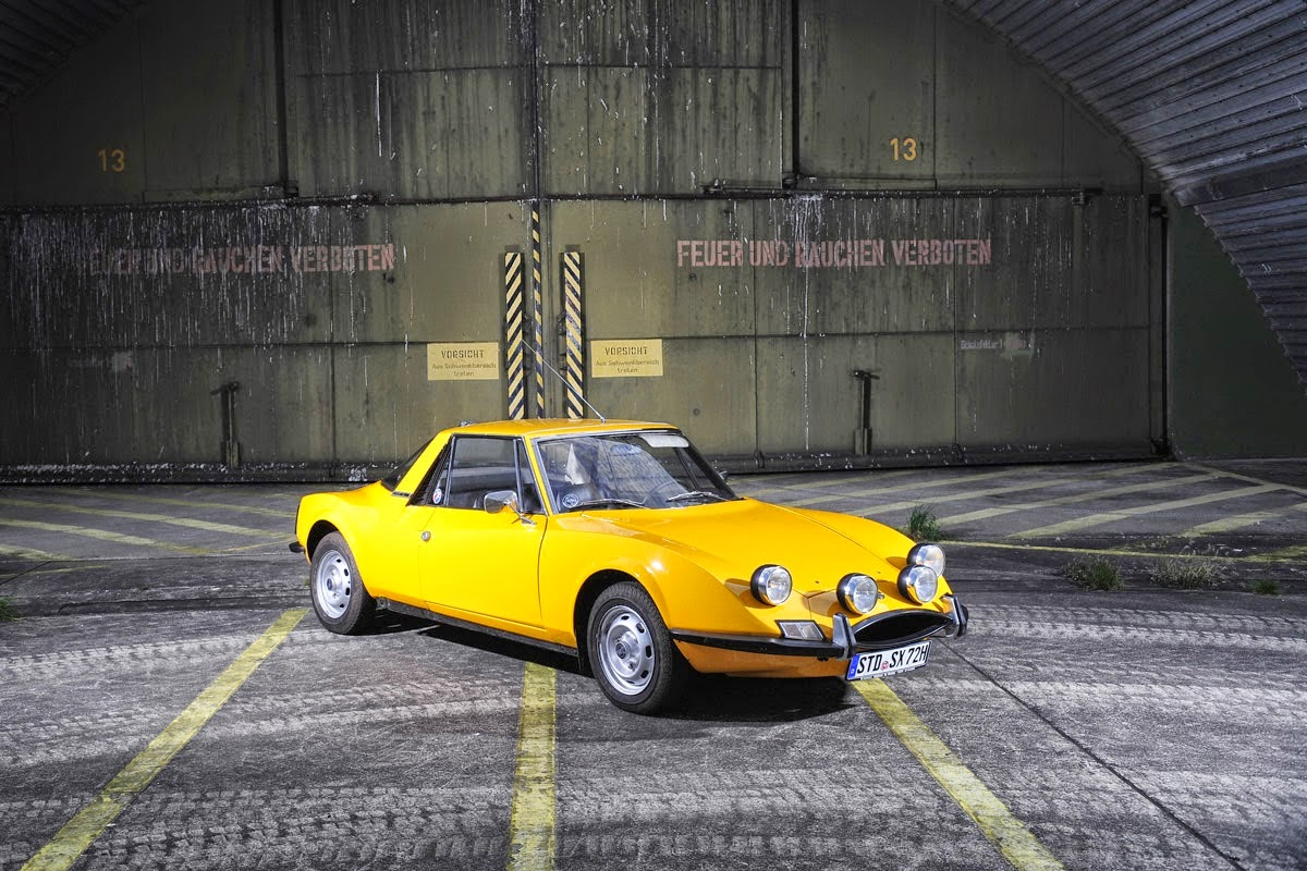 Matra-simca 530 photo - 5
