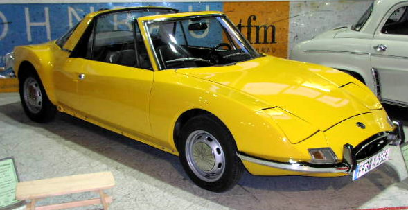 Matra-simca 530 photo - 6