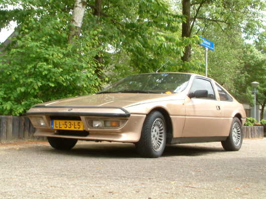 Matra-simca murena photo - 1