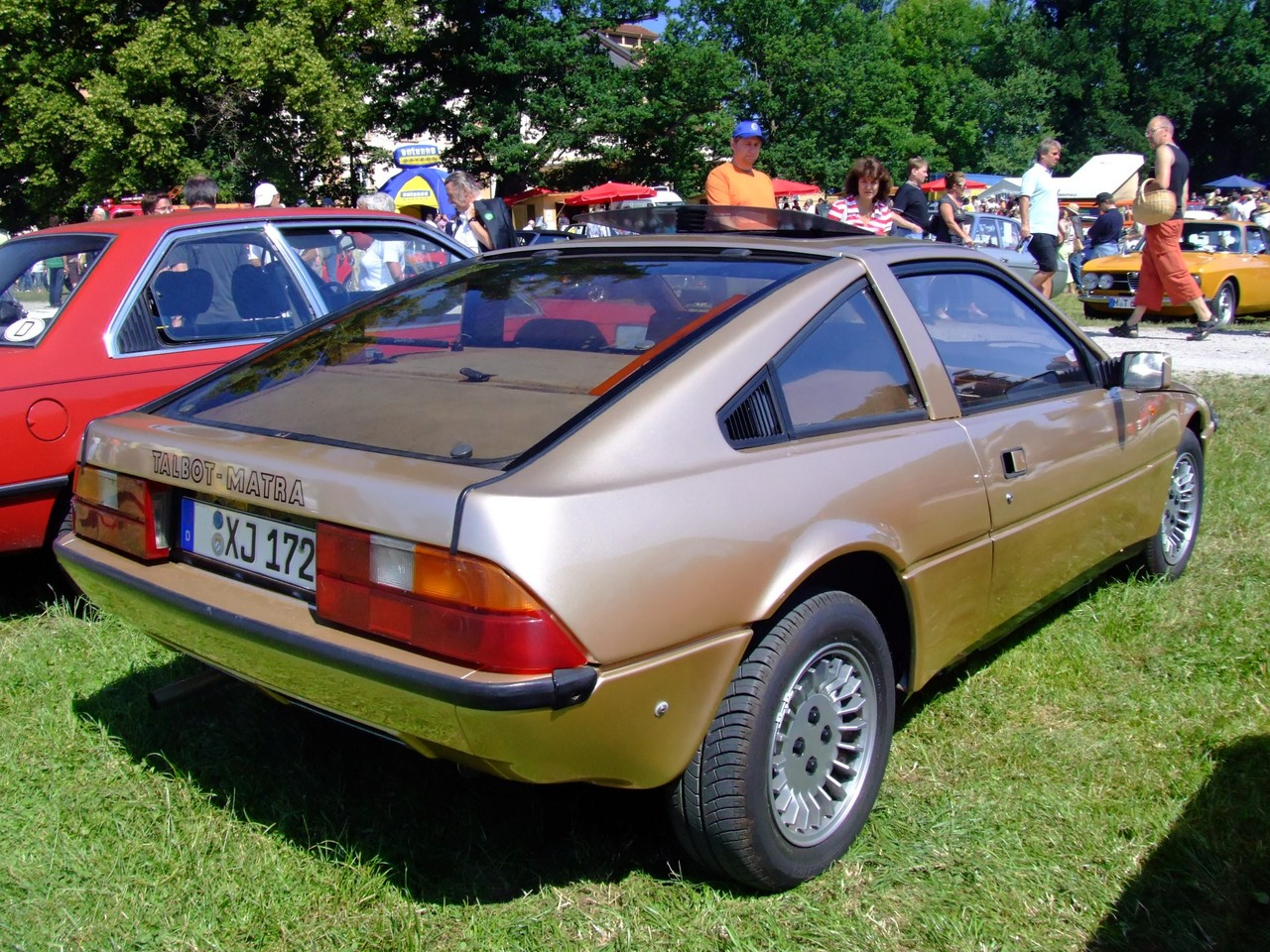 Matra-simca murena photo - 3