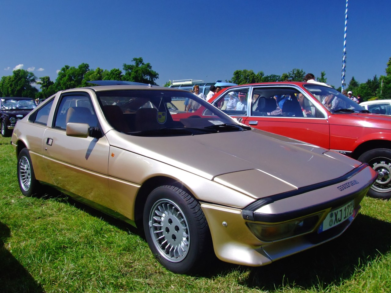 Matra-simca murena photo - 5