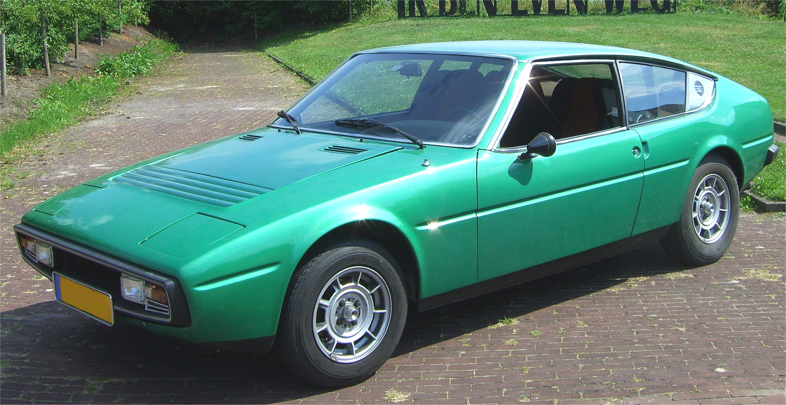 Matra-simca murena photo - 8