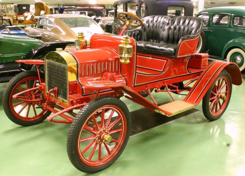 Maxwell runabout photo - 1
