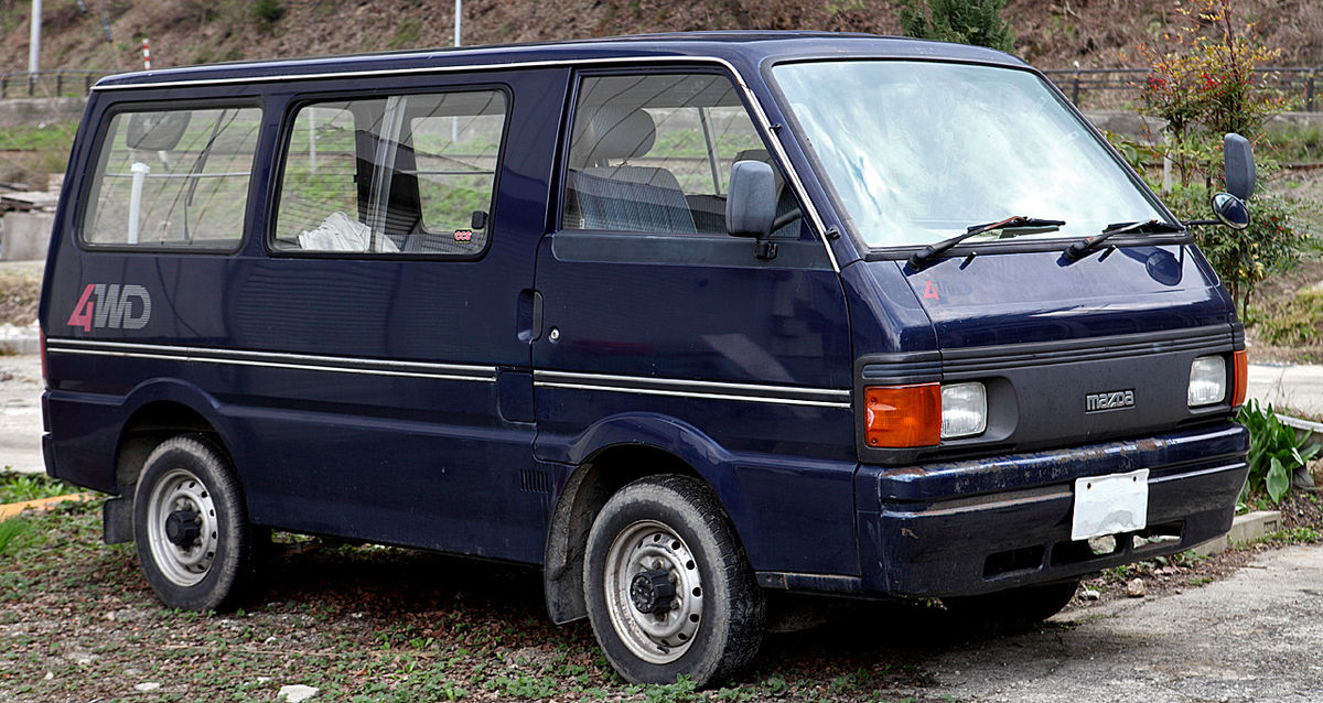 Mazda bongo photo - 1