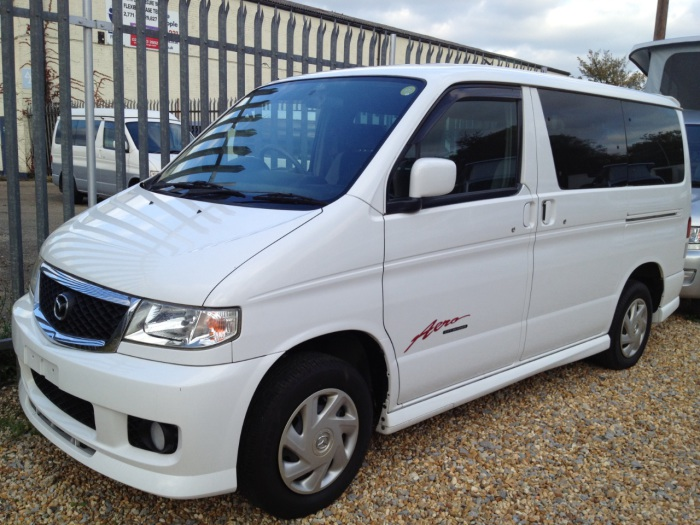 Mazda bongo photo - 3