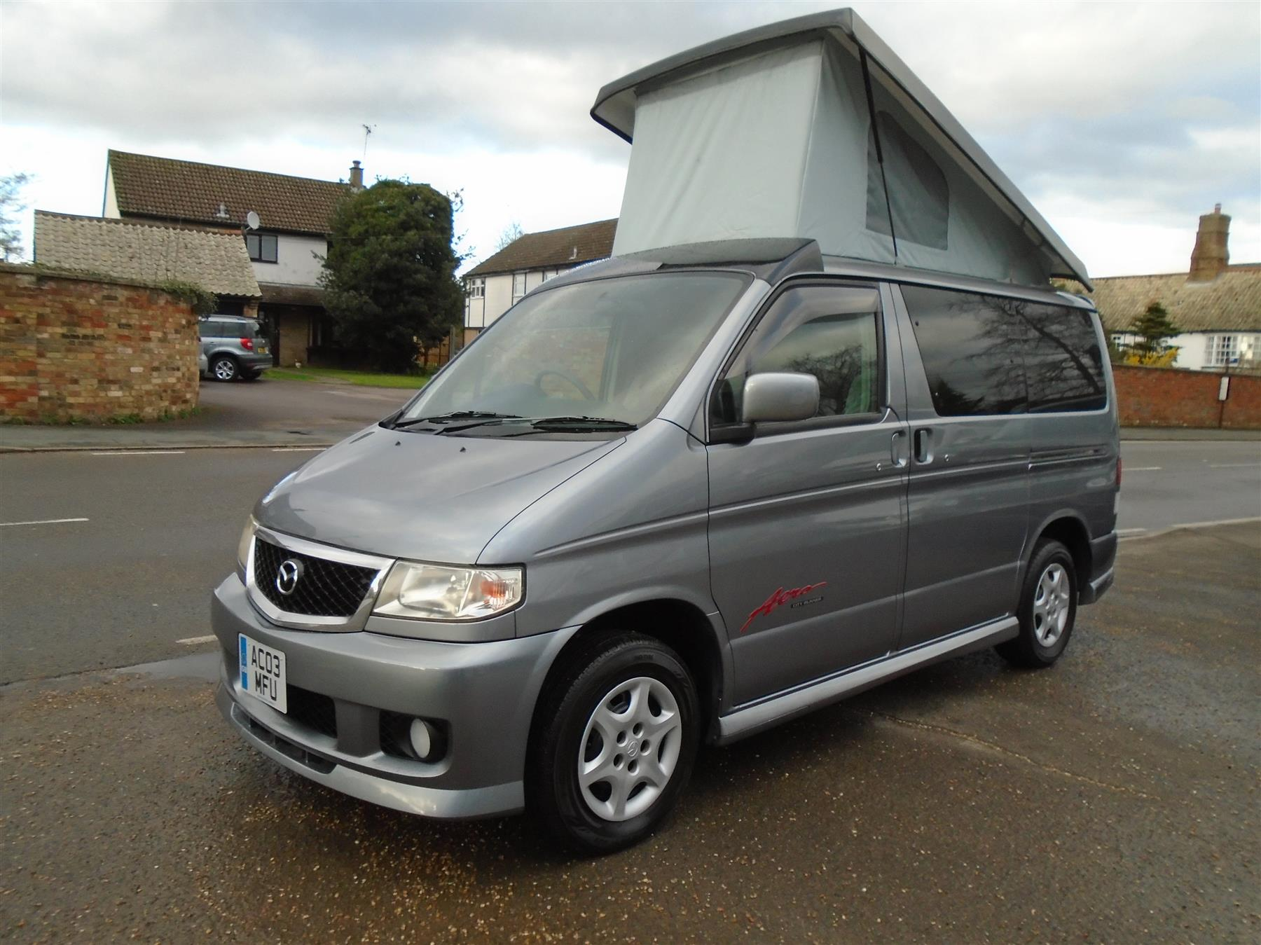 Mazda bongo photo - 4