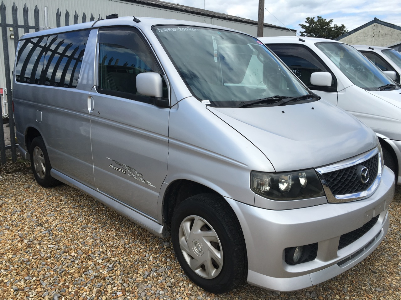 Mazda bongo photo - 7