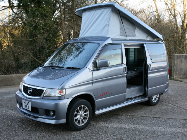 Mazda bongo photo - 8