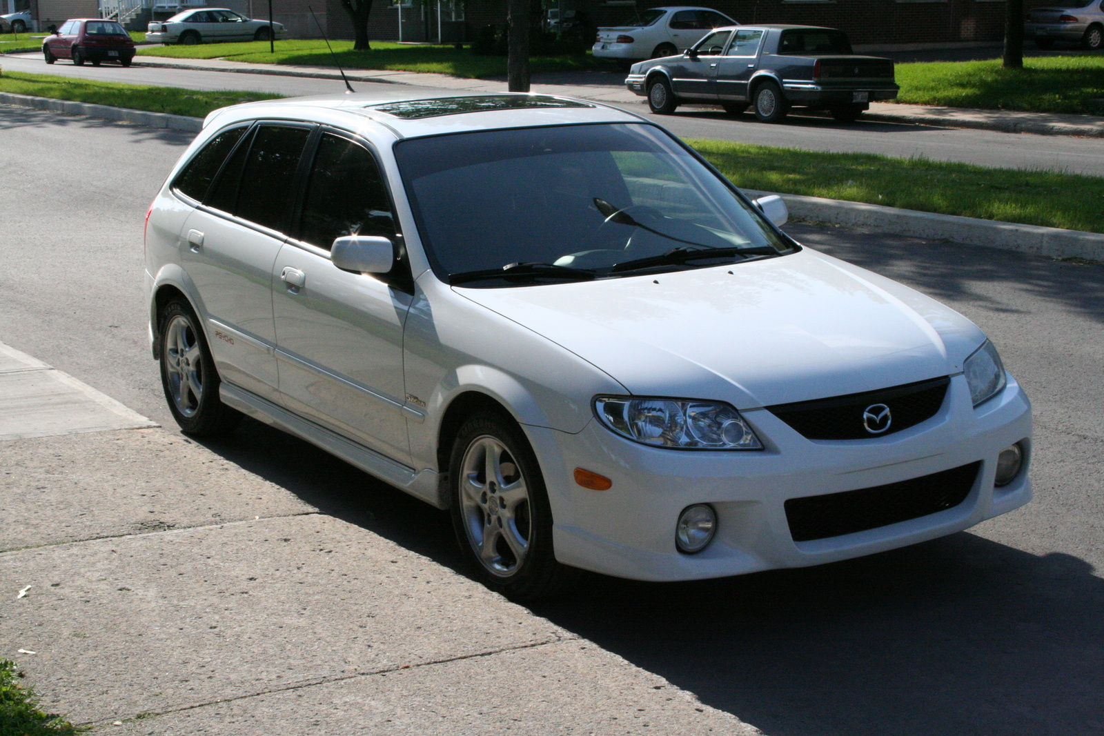 Mazda Protege5 Photo And Video Review Comments 2002 Protege 5 Wagon 6